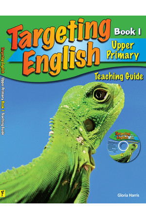 Targeting English - Teaching Guide: Upper Primary (Book 1)