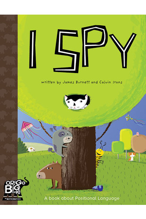 ORIGO Big Book - Foundation: I Spy