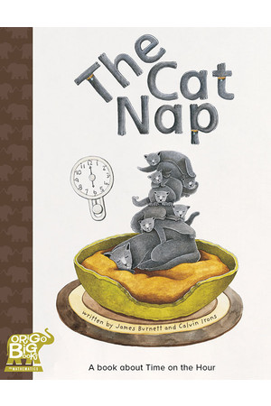ORIGO Big Book - Year 1: The Cat Nap