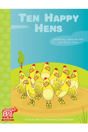 ORIGO Big Book - Year 1: Ten Happy Hens