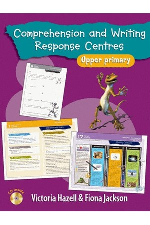 Blake's Learning Centres - Comprehension and Writing Response Centres: Upper