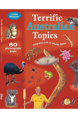 Terrific Australian Topics - Lower Primary