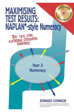 Maximising Test Results - NAPLAN*-Style Numeracy: Year 3