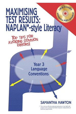 Maximising Test Results - NAPLAN*-Style Literacy: Years 3 - Language Conventions