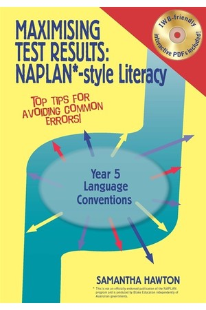 Maximising Test Results - NAPLAN*-Style Literacy: Year 5 - Language Conventions