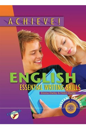 Achieve! English - Essential Writing Skills