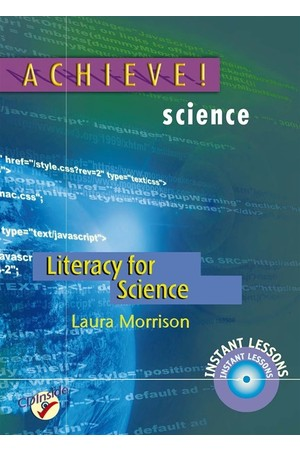 Achieve! Science - Literacy for Science