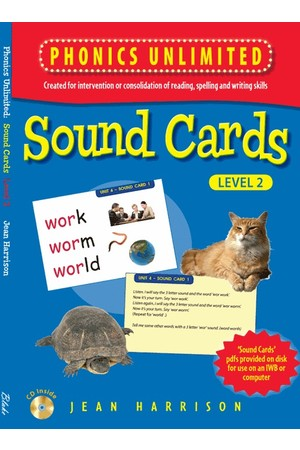Phonics Unlimited - Sound Cards: Level 2