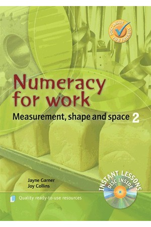 Numeracy for Work - Level 2: Measurement, Shape and Space