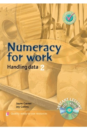 Numeracy for Work - Level 2: Handling Data