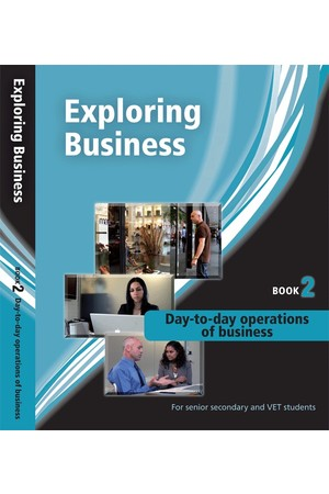 Exploring Business - Book 2