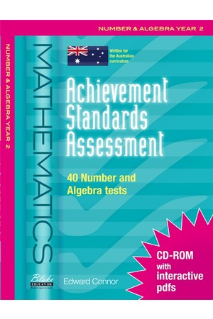 Achievement Standards Assessment - Mathematics: Number & Algebra - Year 2