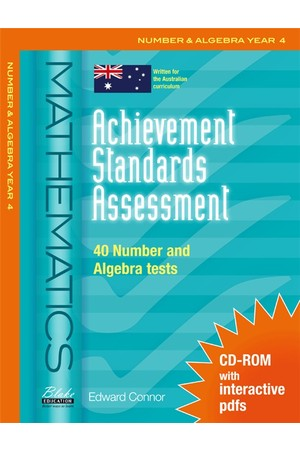 Achievement Standards Assessment - Mathematics: Number & Algebra - Year 4