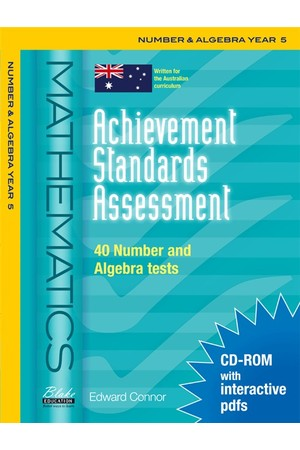 Achievement Standards Assessment - Mathematics: Number & Algebra - Year 5