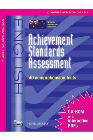 Achievement Standards Assessment - English: Comprehension - Year 2