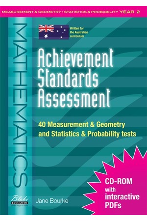 Achievement Standards Assessment - Mathematics: Measurement & Geometry and Statistics & Probability - Year 2