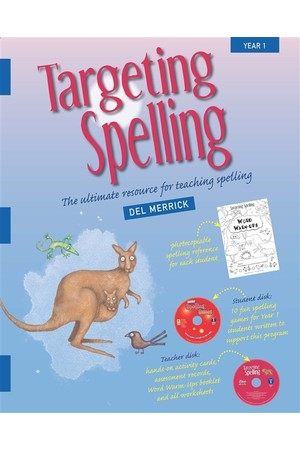 Targeting Spelling - Year 1
