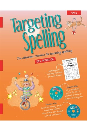 Targeting Spelling - Year 2