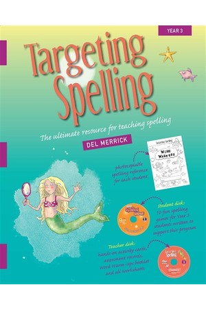 Targeting Spelling - Year 3