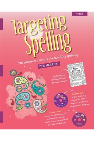 Targeting Spelling - Year 5