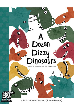 ORIGO Big Book - Year 2: A Dozen Dizz- Dinosaurs