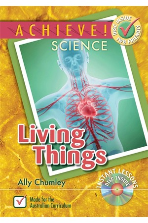 Achieve! Science - Living Things