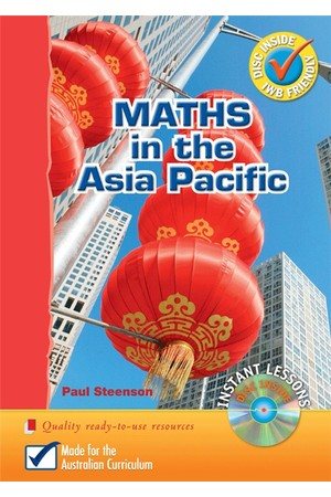 Maths in the Asia Pacific