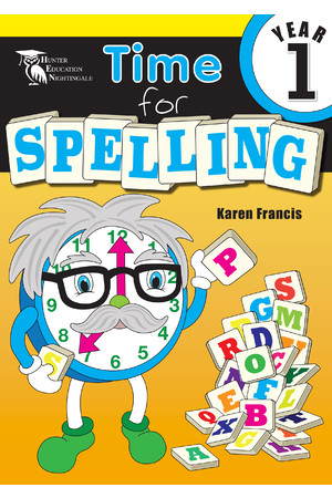 Time for Spelling - Year 1