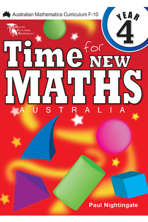 Time for New Maths Australia - Year 4
