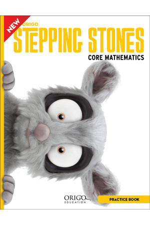 Stepping Stones - Student Practice Book: Year 1