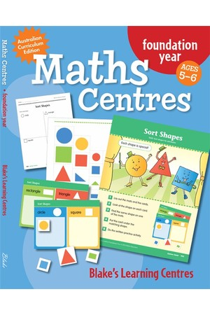 Blake's Learning Centres - Maths Centres: Foundation