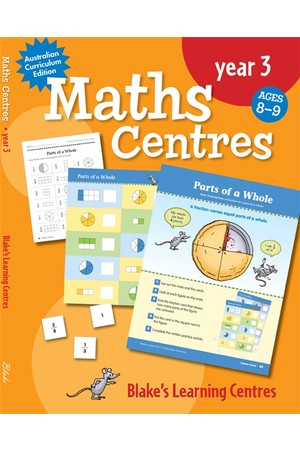 Blake's Learning Centres - Maths Centres: Year 3