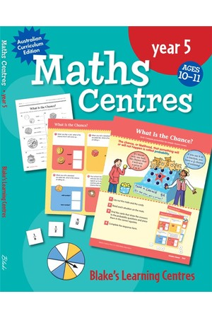 Blake's Learning Centres - Maths Centres: Year 5