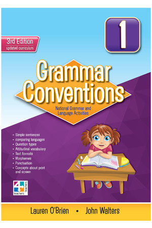 Grammar Conventions - Third Edition: Year 1