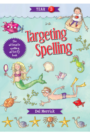 Targeting Spelling - Activity Book 3
