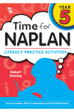 Time for NAPLAN - Literacy: Year 5