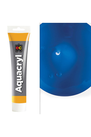 Aquacryl Premium Acrylic Paint 75mL - Cobalt