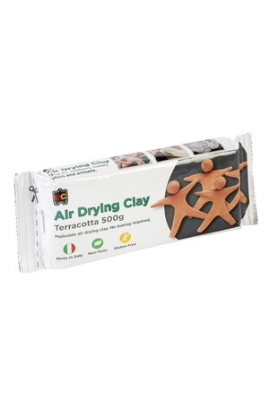 Air Drying Clay - Terracotta: 500g