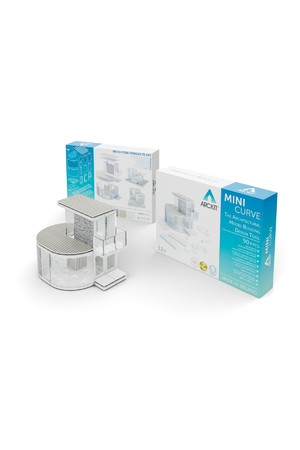 The Arckit - Mini Curve Architectural Model System