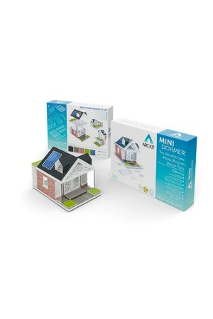 The Arckit - Mini Dormer Architectural Model System