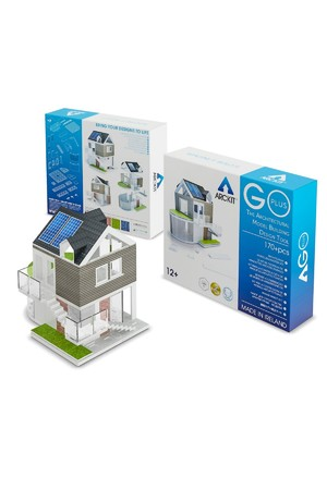 The Arckit - GO Plus Architectural Model System