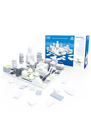 The Arckit - Masterplan Architectural Model System