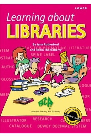 Learning About Libraries - Book 2: Lower