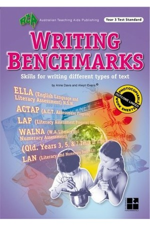 Writing Benchmarks - Year 3 Test Standard