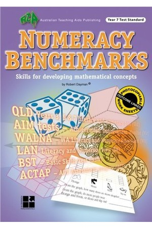 Numeracy Benchmarks - Year 7 Test Standard