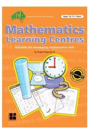 Mathematics Learning Centres - Book- 3- Ages 10-11