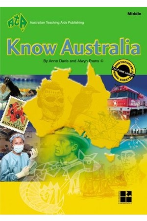 Know Australia - Book 2: Middle