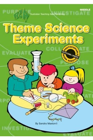 Theme Science Experiments - Book 2: Middle