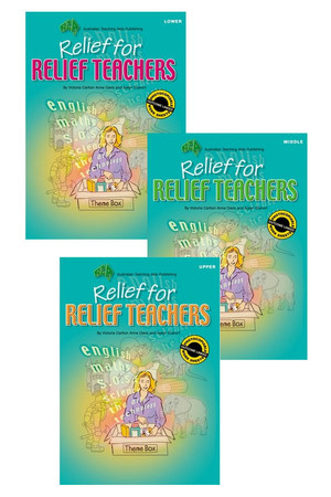 Relief for Relief Teachers - Book Pack