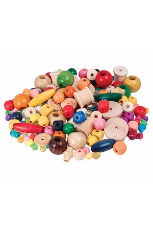 Threading Beads - Tub of 480g